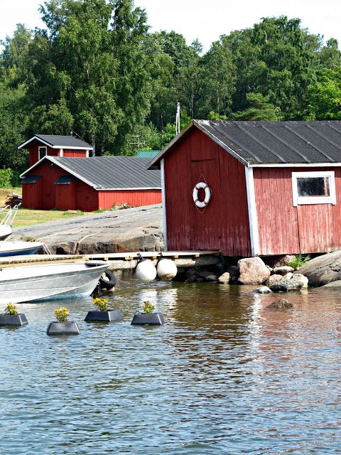 Suomi - Pirttisaari - Finland