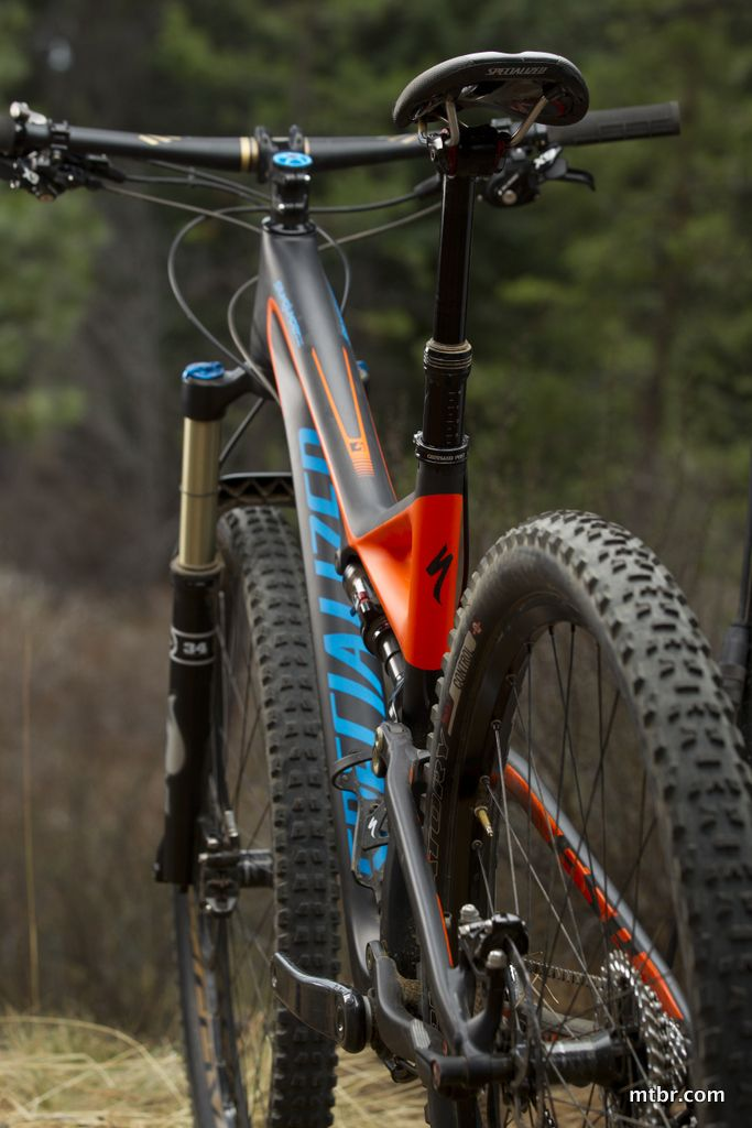 2013 Stumpjumper FSR Expert Carbon EVO - Dream MTB