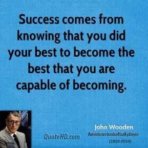 john wooden quotes | John Wooden Quotes | QuoteHD