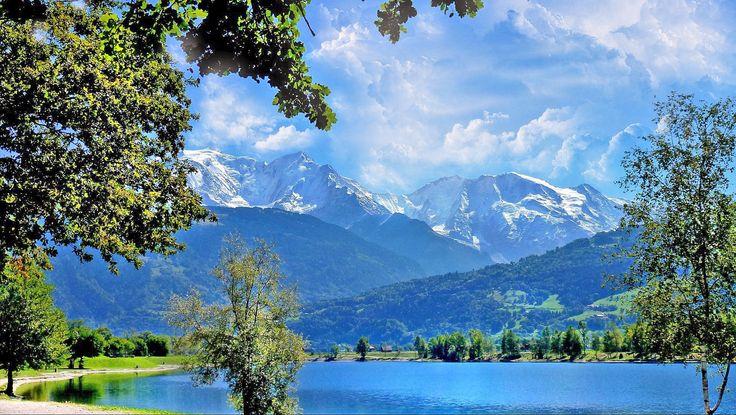 Lac de Passy - Sallanches // J-57  ( Flickr // Didier Heroux )