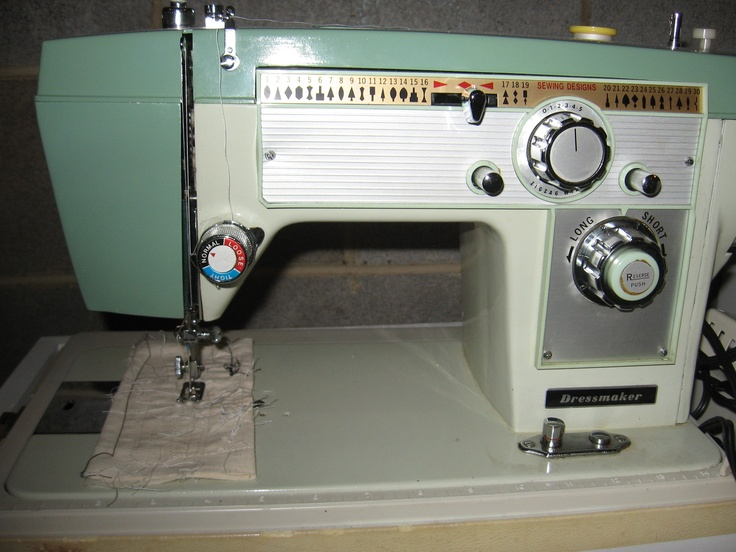 dressmaker portable sewing machine