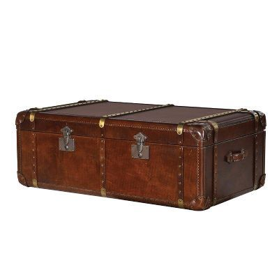 1000 Ideas About Trunk Coffee Tables On Pinterest Steamer Trunk Trunk Table And Trunks