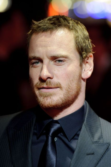 --Damn Michael Fassbender, you can call me Windows Millennium Edition because I have completely frozen up.