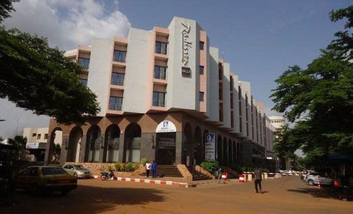 Shooting under way at Radisson hotel in Bamako 2 people holding 170 guests hostage  - Read more at: http://ift.tt/1MYzNHg