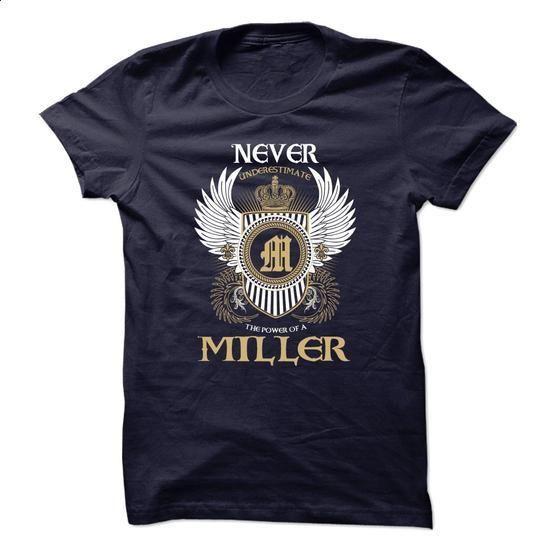 5 MILLER Never - #baja hoodie #christmas sweater. MORE INFO => https://www.sunfrog.com/States/5-MILLER-Never.html?68278