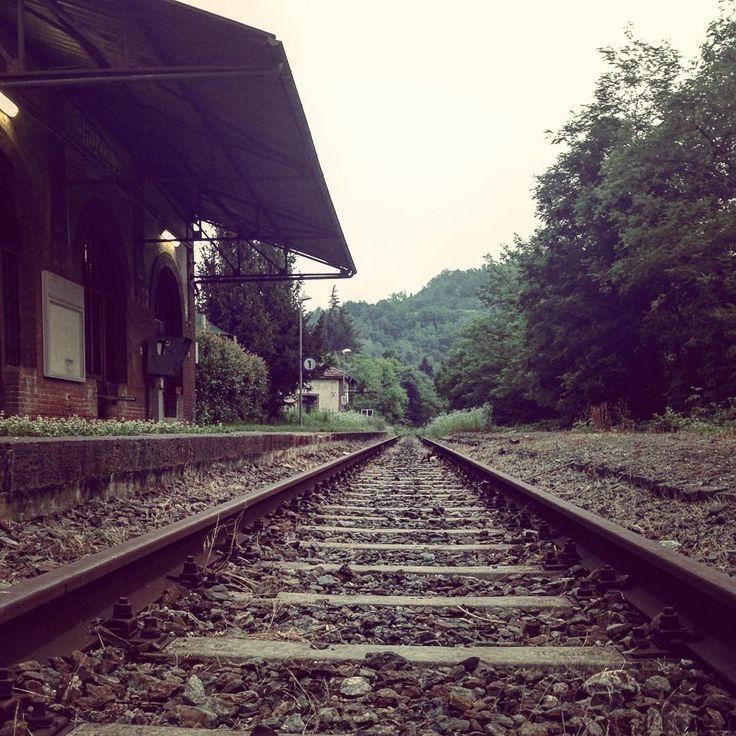 Una piccola stazione