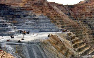 Minerals and Materials: Copper Ore