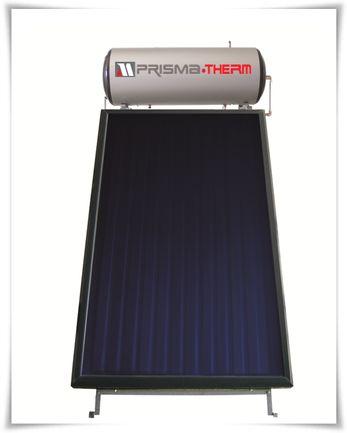 Ηλιακός θερμοσίφωνας με επιλεκτικό συλλέκτη τιτανίου Prismatherm