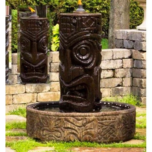 400 best Outdoor Fountains images on Pinterest | Outdoor water ...
