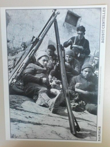 #Agusti Centelles #Guerra Civil española
