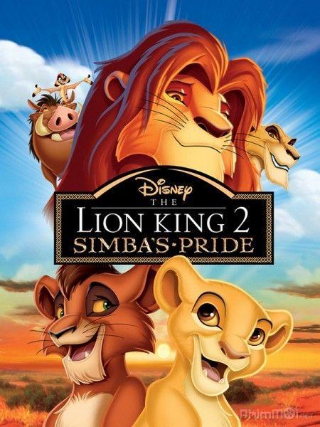 Vua Sư Tử 2:  Niềm Kiêu Hãnh Của SimBa - HD