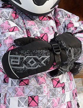 New version of Junior's Technoflex Mittens. For more details, visit our website ckxgear.com
