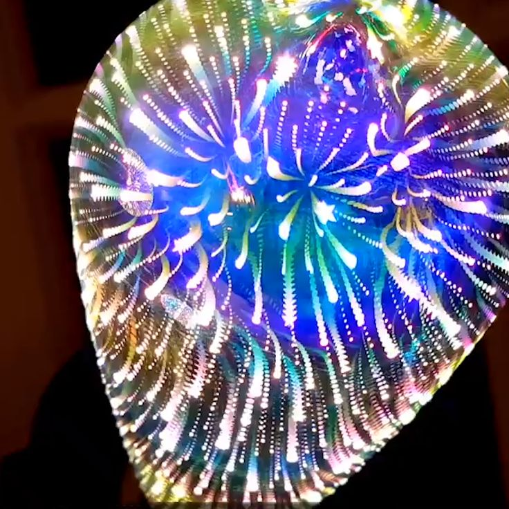 Galaxy Light Bulb – ⭐⭐⭐⭐⭐ (5/5)