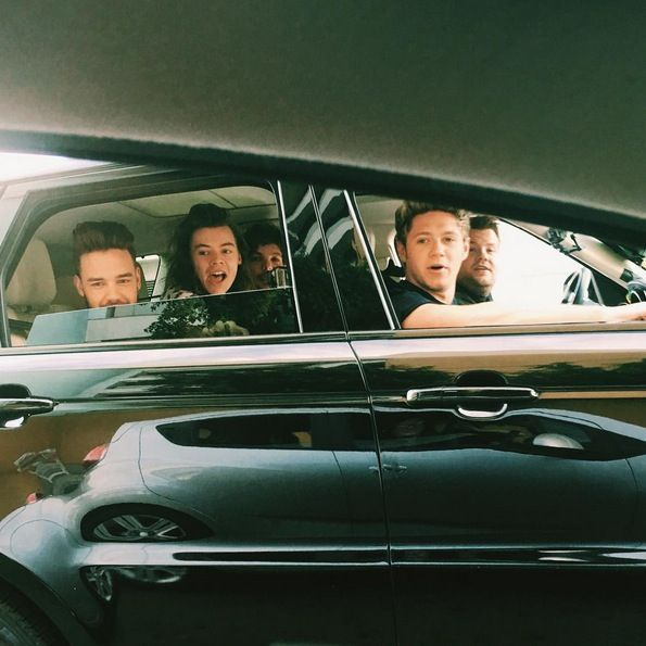 One Direction Carpool Karaoke is officially coming your way very soon