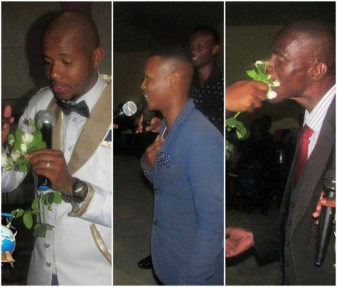 South African Pastor Penuel Mnguni gives worshipers cockroach and poisonous flower to eat (photos) http://ift.tt/2An3Bj2