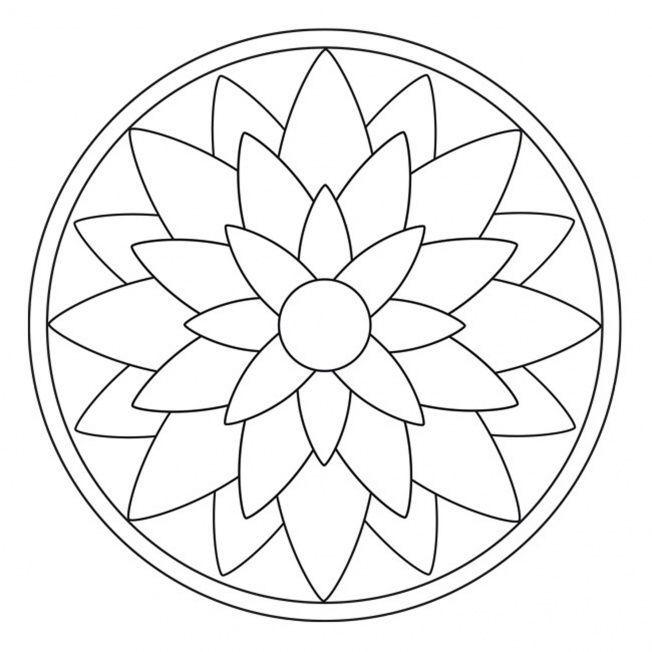 Aleminyum Rolyef Bluten Mandala 2 Kunstunterricht Sekundarstufe Aleminyum Blutenmandala Kunstunterrich In 2020 Mandala Schablonen Mandala Kunstunterricht Mandala Kunst