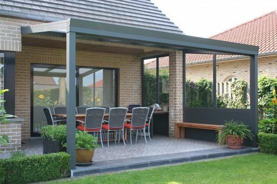 top 25 best alu terrassen berdachung ideas on pinterest. Black Bedroom Furniture Sets. Home Design Ideas