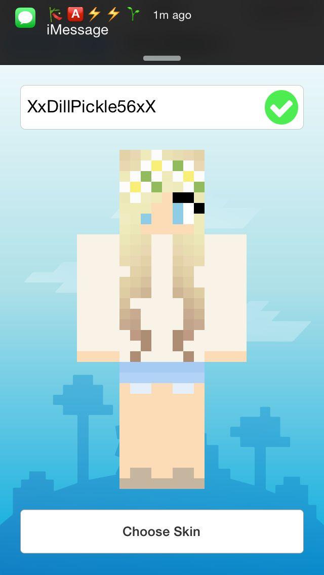 Více Než 25 Nejlepších Nápadů Na Pinterestu Na Téma Minecraft Skin