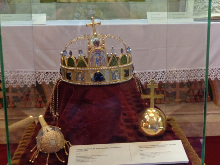 Holy Crown of Hungary, Budapest