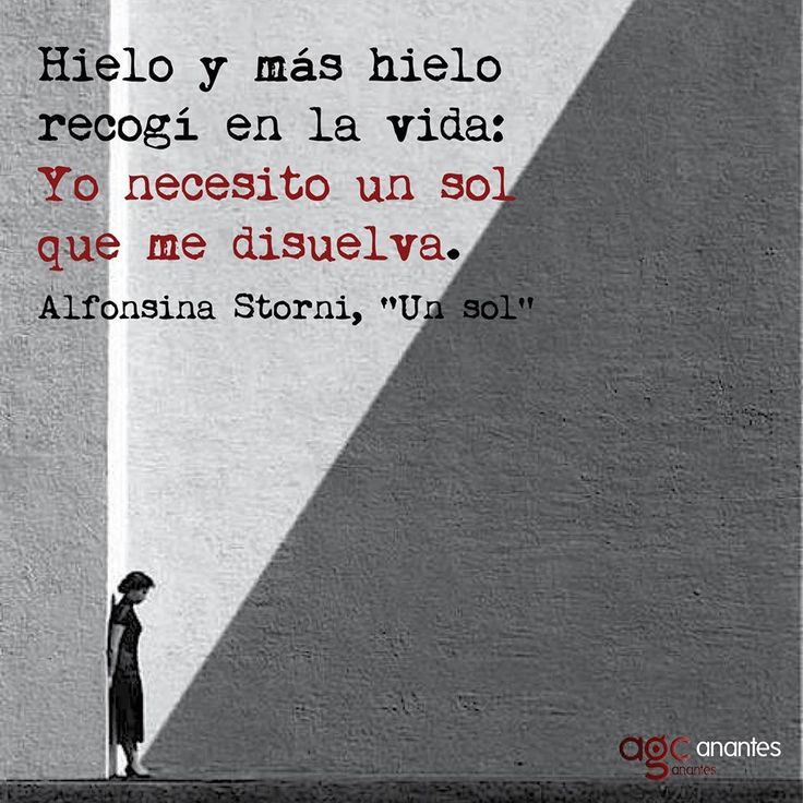 #Alfonsina Storni