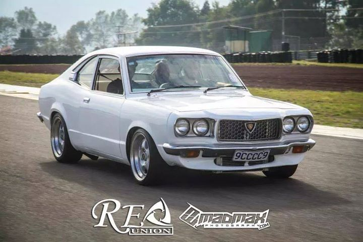 1973 Mazda RX-3 Maintenance/restoration of old/vintage vehicles: the material for new cogs/casters/gears/pads could be cast polyamide which I (Cast polyamide) can produce. My contact: tatjana.alic@windowslive.com