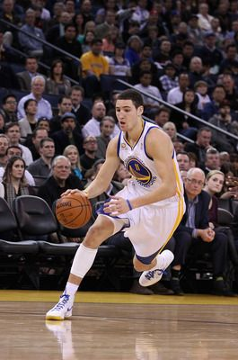 Klay Thompson----Golden State Warriors  Position: Shooting guard  Age: 22 (love him!)