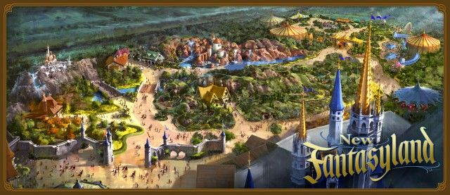Check all the new and exciting stuff Disney has in the works!: Walt Disney World, Cant Wait, Waltdisney, Disney World, Concept Art, Magic Kingdom, Disney Parks, Grand Open, Magickingdom
