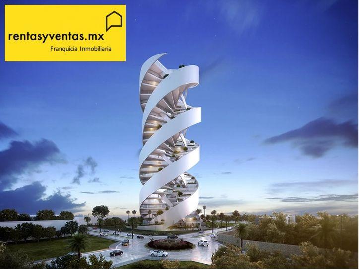 Torre Helea en Puebla PL
