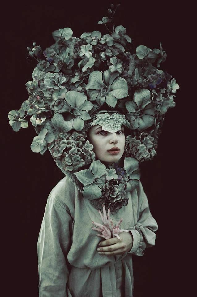 designer Agnieszka Osipa/ photo Marcin Nagraba