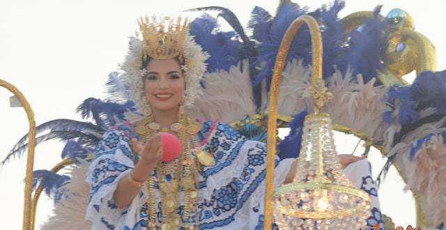 Carnaval de Panamá: Día de la Pollera, Domingo de Carnaval | A Son De Salsa