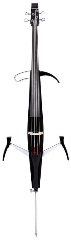 YAMAHA Violoncelle silent 4/4 svc50 - noir - Violoncelles - Violoncelles électriques | Woodbrass.com