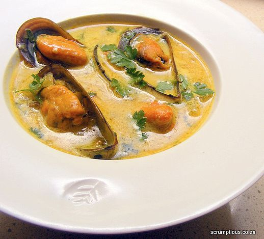 #Popular this weekend on our website: How to Cook #Curried #Mussels! #seafood   * Subscribe to Cooking With Kimberly: http://cookingwithkimberly.com #cookingwithkimberly