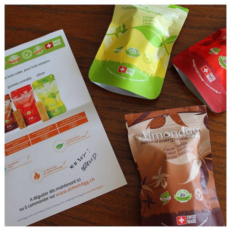Papillons d'Onyx: [Food] Almondgy, le snack des super-héro(ïne)s!