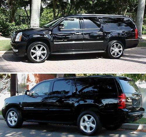 The SUV provides a commanding, elegant presence and serves well for small group transfers and individuals. The, SUV, is great for special events, corporate events, city to city transfers.