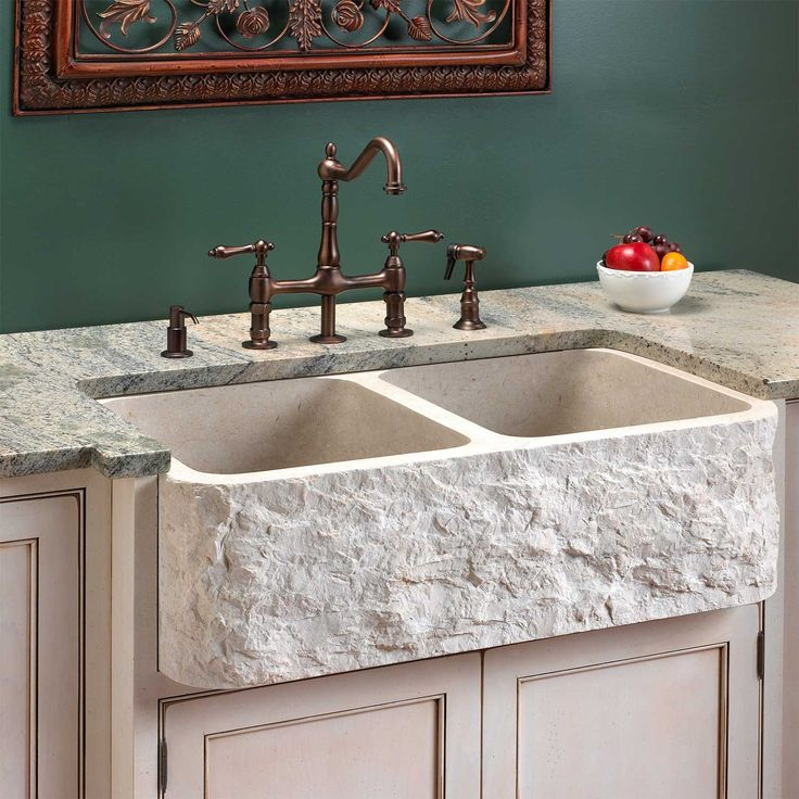Granite Kitchen Sinks, Stone Kitchen Sinks | Signature Hardware