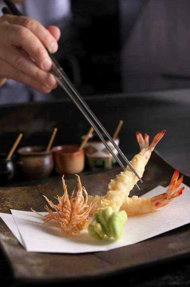 Japanese food, Tempura 天麩羅
