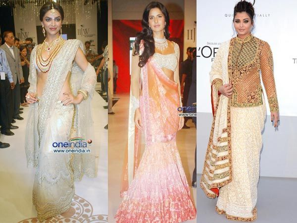 Fashionable Saree Draping Styles To Try - Boldsky