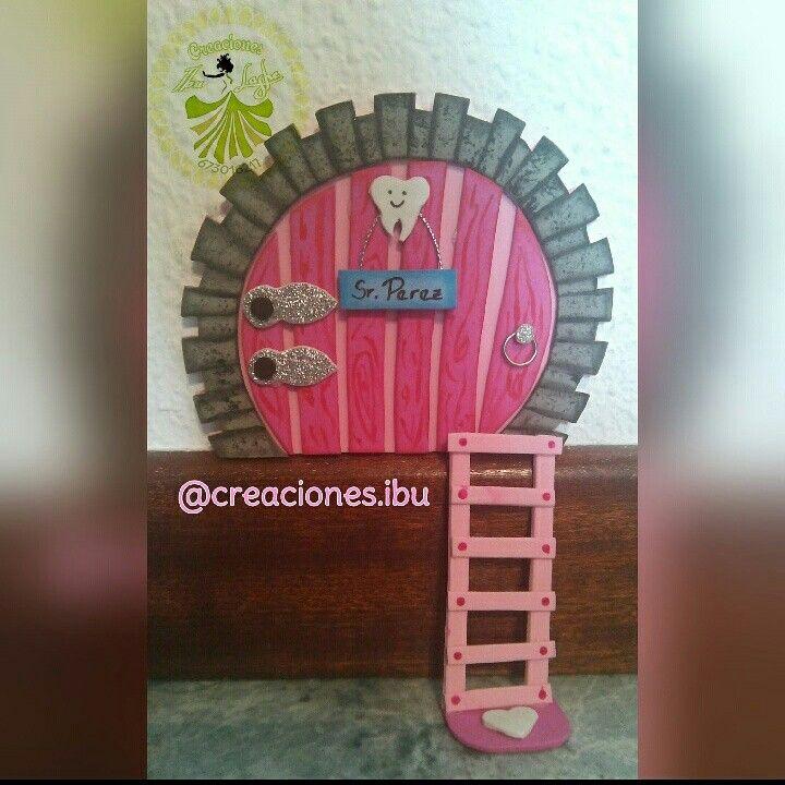 Puerta del Ratón Perez...