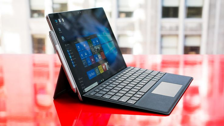 Packing more pixels into a slimmer body, and adding a redesigned keyboard, the Surface Pro 4 is the best Windows tablet/laptop hybrid to date.