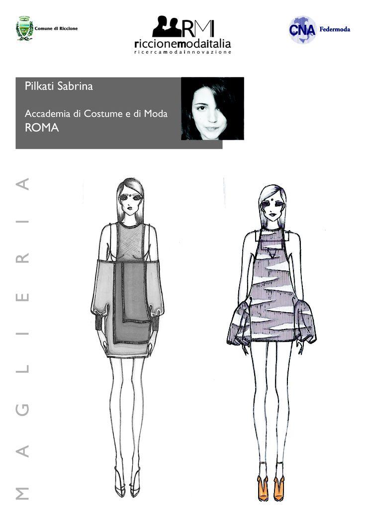 Pilkati Sabrina Accademia di Costume e di Moda ROMA