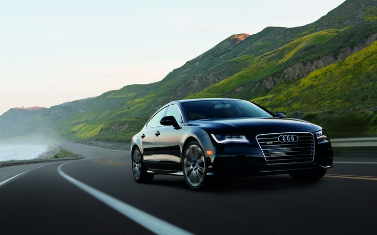 Audi A7. You will be mine.