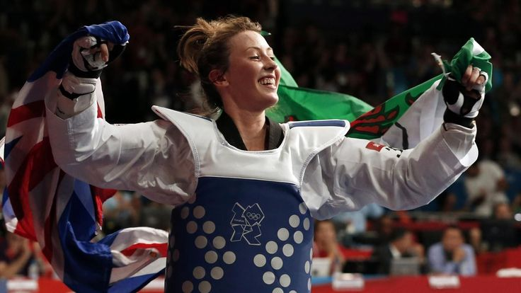 GB's Jones begins taekwondo Olympic defence with victory