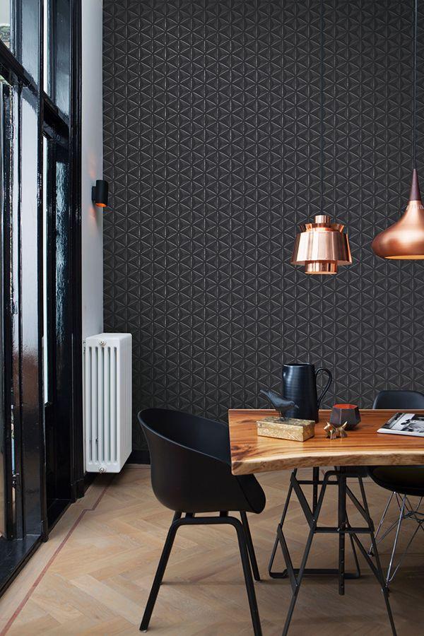 mur noir