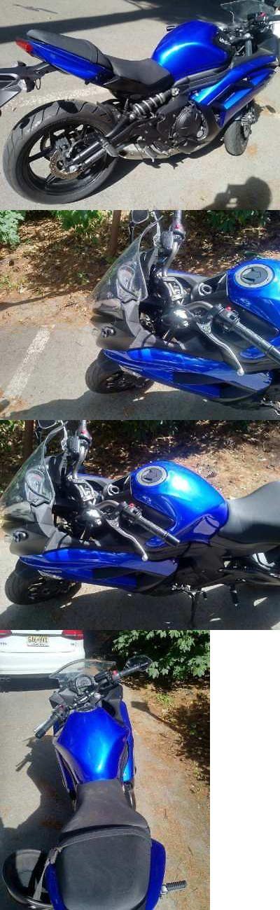 Motorcycles: 2013 Kawasaki Ninja 2013 Kawasaki Ninja 650 -> BUY IT NOW ONLY: $5000 on eBay!