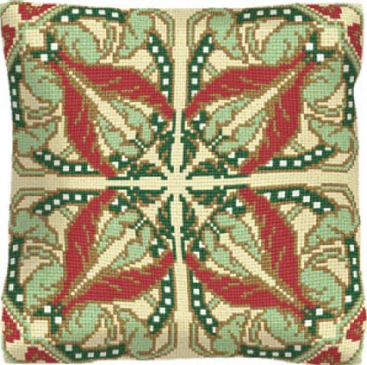 Kentigern - Cross Stitch (printed canvas)