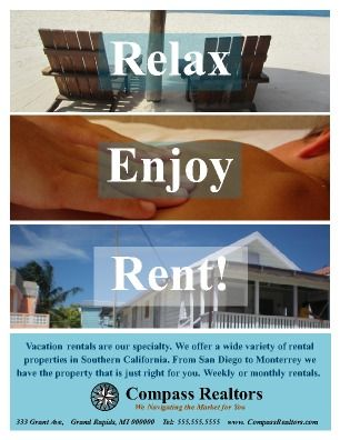 70 best images about flyer templates on pinterest after for Rental property flyer template