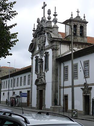 Igreja de Nossa Senhora da Esperança (Porto) – Wikipédia, a enciclopédia livre
