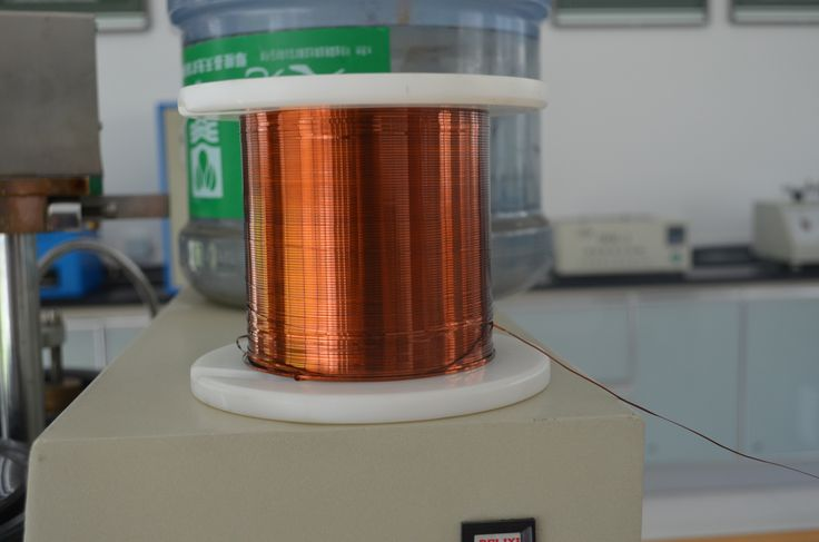 Our Enameled Copper Wire has excellent thermodynamic property, good mechanical abrasion resistance and good chemical resistance.