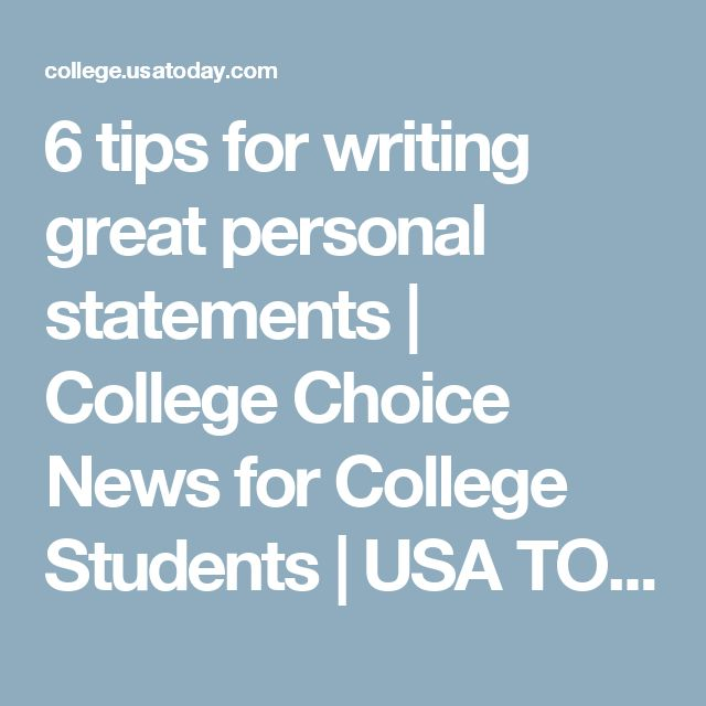 tips for writing law school personal statements For law school the personal statement is often the part of the law school application that students most dread it is certainly hard to write about yourself and to the personal statement provides an opportunity for you to demonstrate your writing skills and to present for more detailed tips, see the personal statement.
