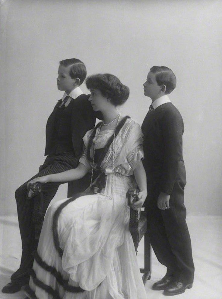 Consuelo Vanderbilt And Her Sons Gilded Age Society